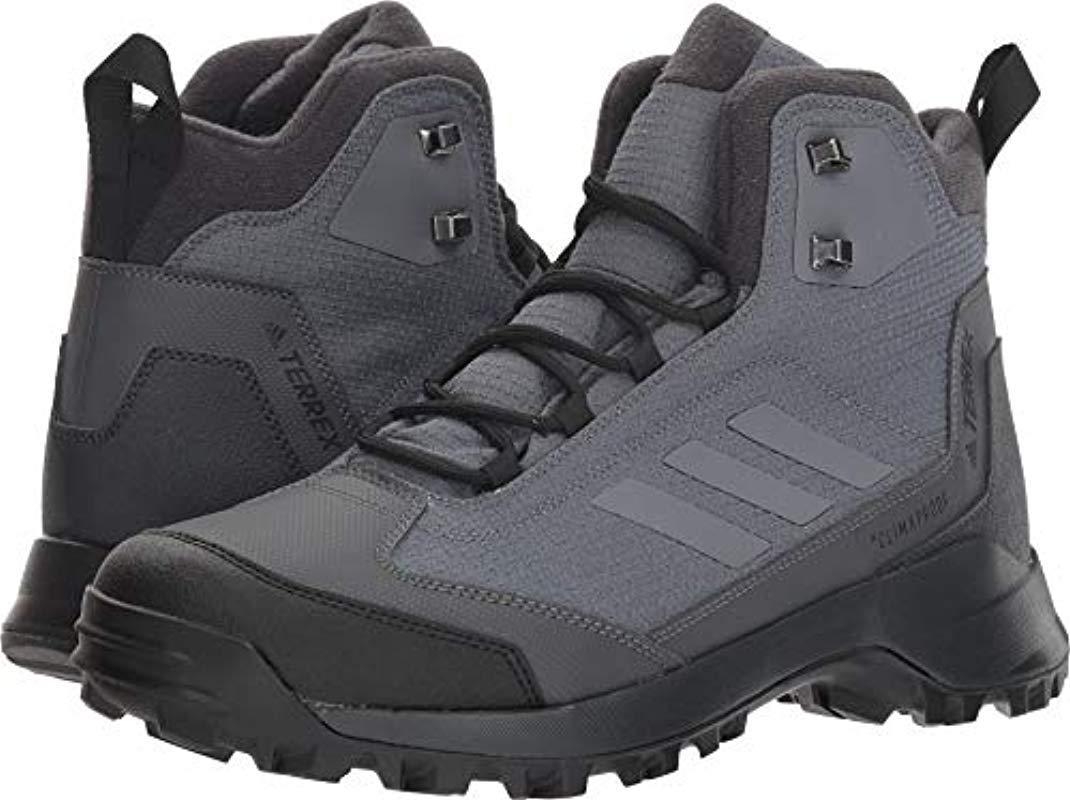 6a836333b3a adidas Originals. Men s Gray Terrex Heron Mid Cw Cp.  140 From Amazon Prime