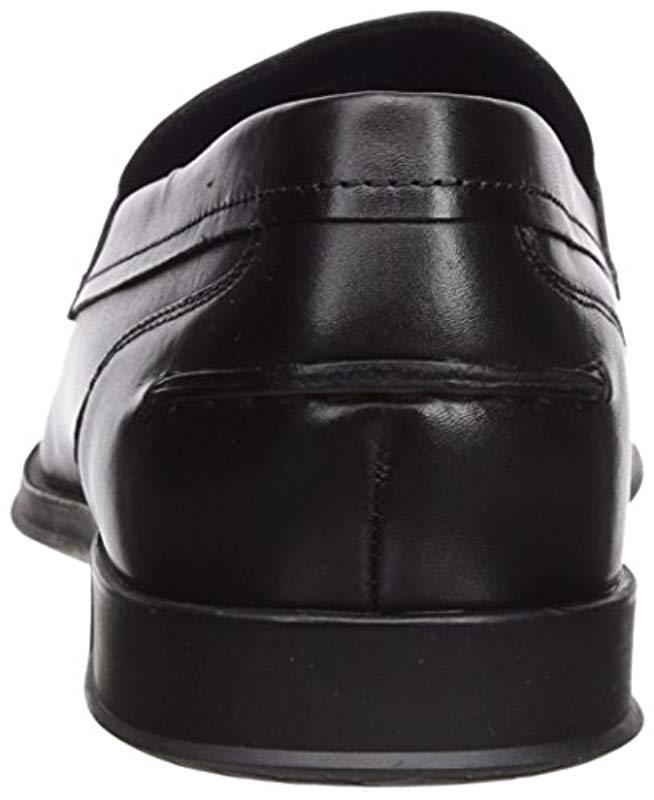 8d7b9e279b2 Lyst - Cole Haan Fleming Penny Loafer in Black for Men - Save 20%