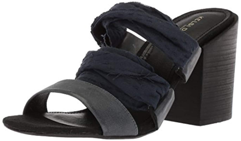 533d3e371e2 Lyst - Kelsi Dagger Brooklyn Monaco Heeled Sandal in Black - Save 54%