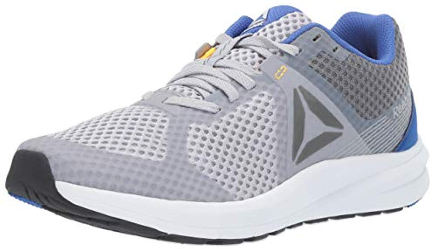 967e229e0b941a Lyst - Reebok Endless Road Running Shoe in Gray for Men - Save 9%