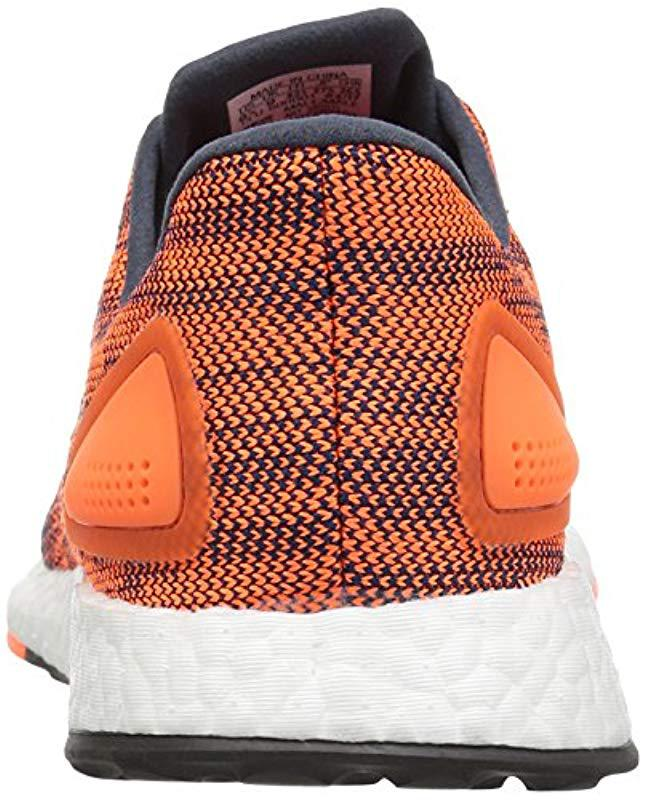844887ba2a307 Lyst - adidas Pureboost Dpr Running Shoe in Blue for Men - Save 18%