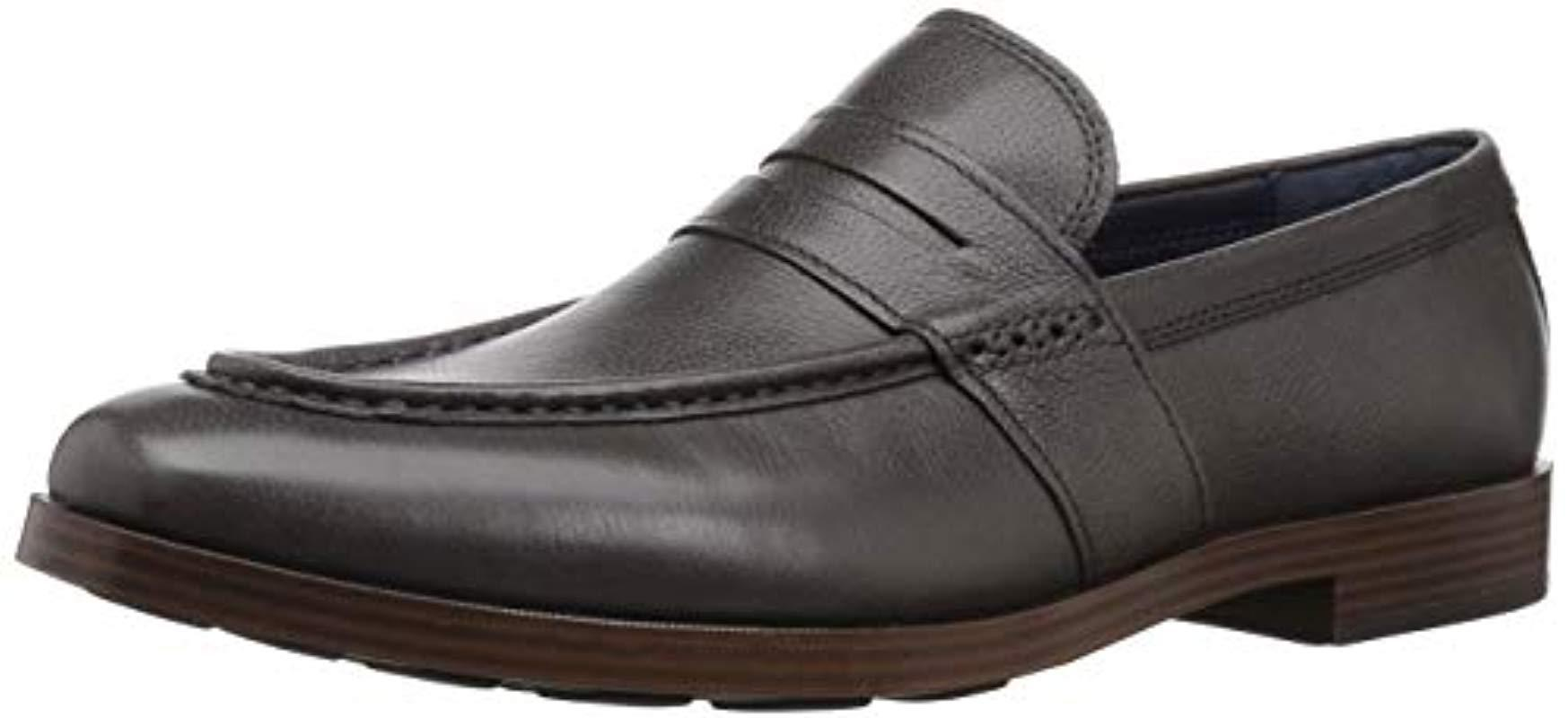 4ad2763d163 Lyst - Cole Haan Jefferson Grand Penny Loafer in Black for Men