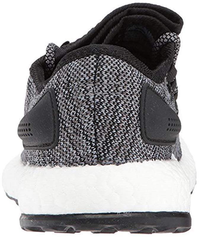 online retailer 0c1de 5f41d Lyst - adidas Pureboost Atr Running Shoe in Black for Men -