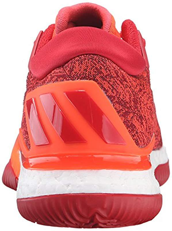size 40 41aa2 e1462 Lyst - adidas Performance Crazylight Boost Low 2016 Basketball Shoe ...