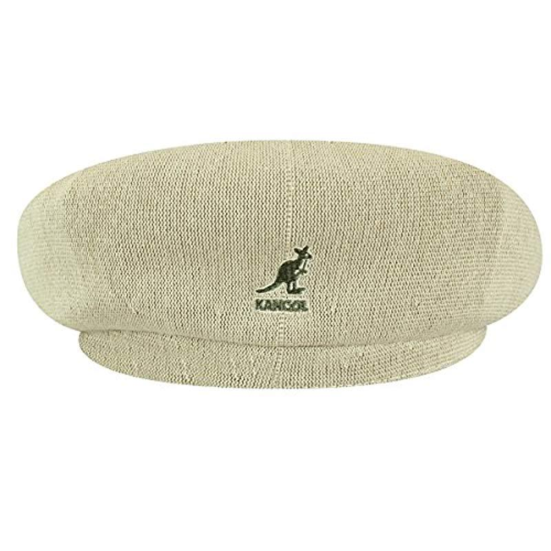 Kangol - Natural Bamboo Hawker Cap for Men - Lyst. View fullscreen 02c83982ecbe
