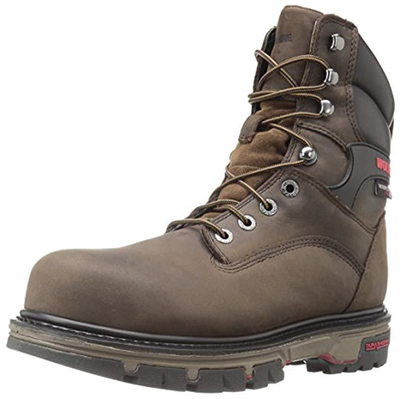 a9153fa664c Lyst - Wolverine Nation Durashocks Carbonmax Insulated 8