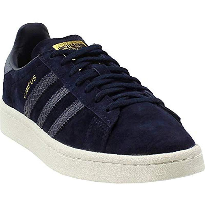 bf075b34b42e4 Lyst - adidas Originals Campus W Sneaker in Blue