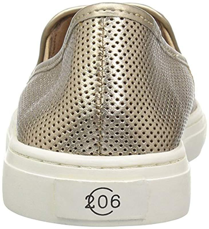 6f290ae3db2841 Lyst - 206 Collective Cooper Perforated Slip-on Fashion Sneaker in ...