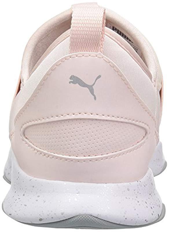 PUMA - Pink Dare Wns Speckles Sneaker - Lyst. View fullscreen 517de5461
