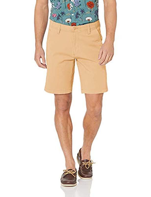 0407dee376d0 Lyst - Dockers Straight Fit Smart 360 Flex Short in Natural for Men