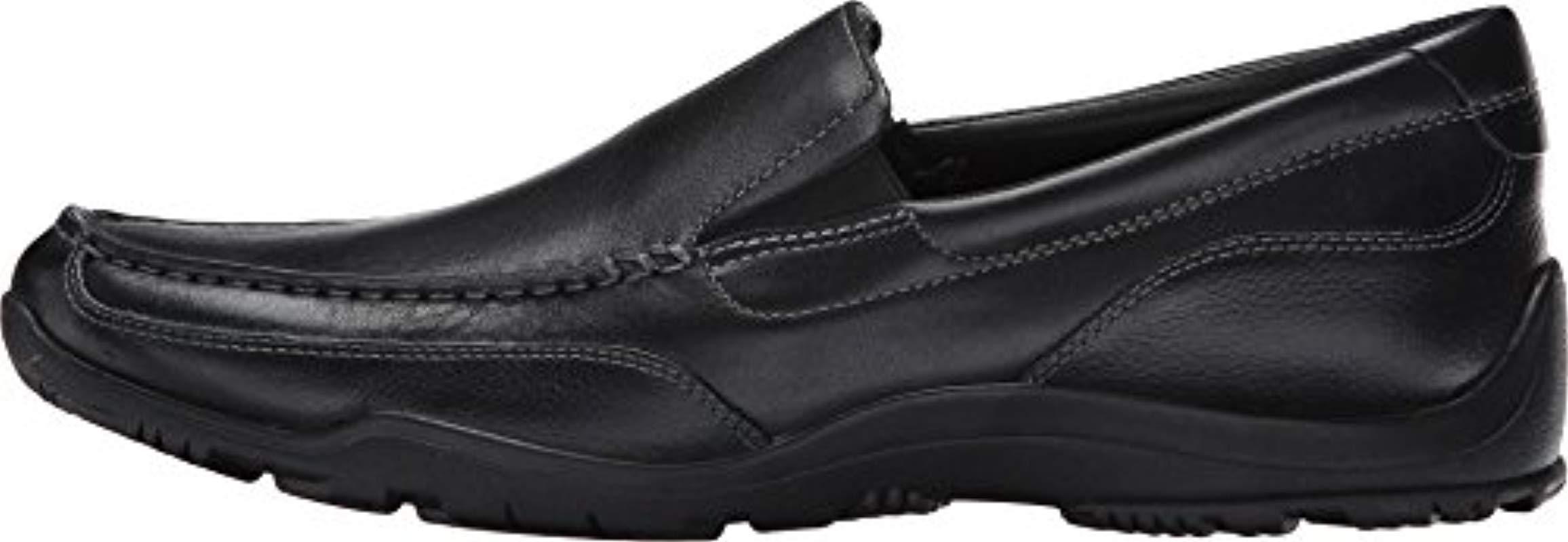 02b555df2c2 Cole Haan - Black Hughes Grand Vntn Ii Slip-on Loafer for Men - Lyst. View  fullscreen