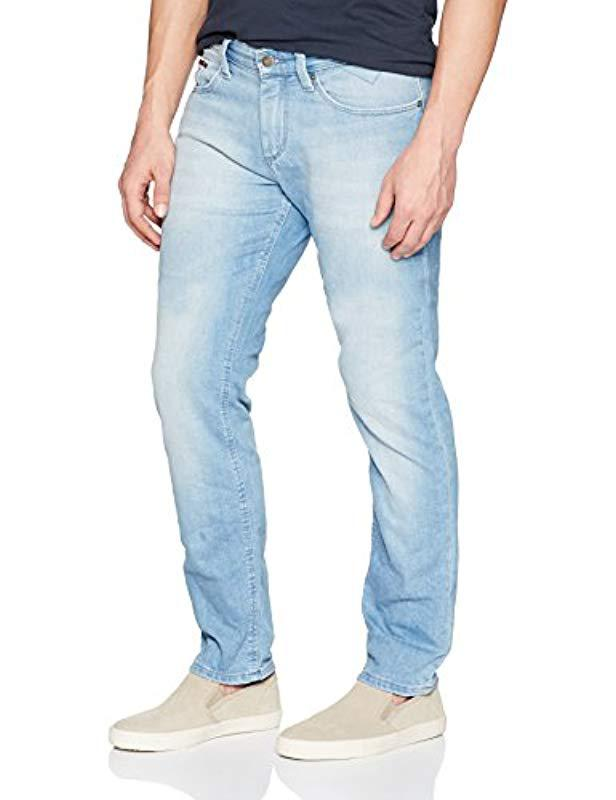 ea5b12007 Lyst - Tommy Hilfiger Tommy Jeans Original Scanton Slim Fit Jeans in ...