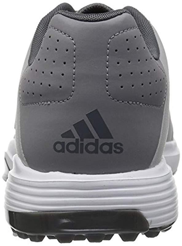 buy online 4af25 68085 Adidas - Gray Golf Adipower Bounce Golf-shoes for Men - Lyst. View  fullscreen