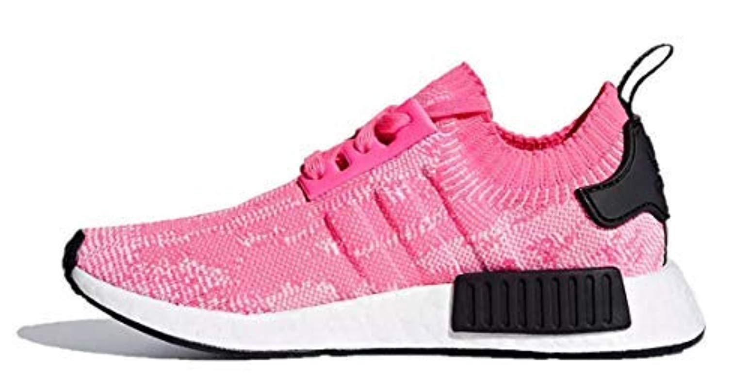 589a0d09d3501 Lyst - adidas Originals Nmd_r1 S Running Trainers Sneakers in Pink