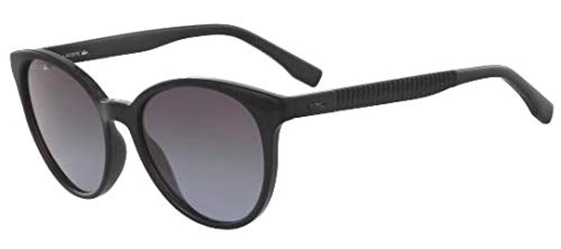 d49b4527be7b Lyst - Lacoste L887s Round Sunglasses