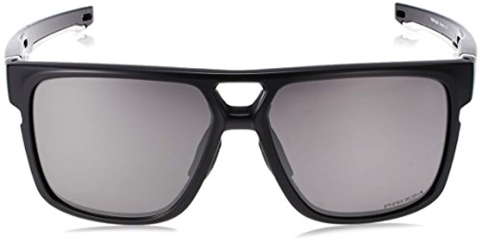 Lifestyle :: Oakley Crossrange XL Matte Clear Prizm Black