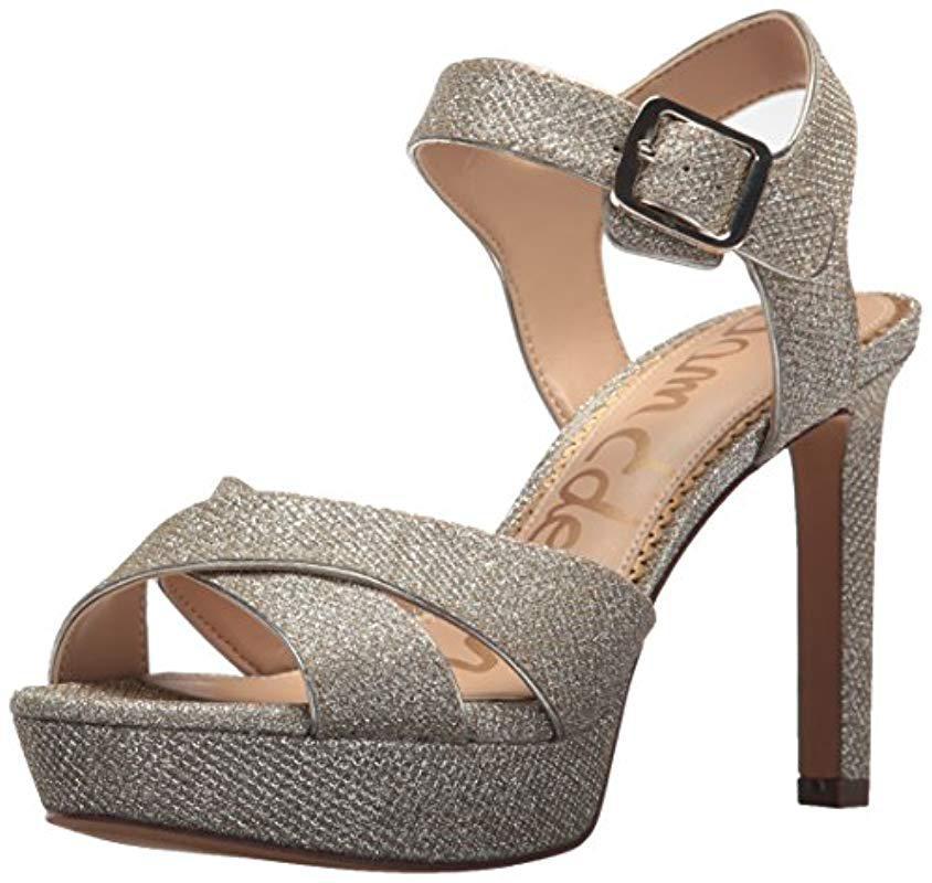 6ad61ba9aecec0 Sam Edelman. Women s Jordan Heeled Sandal