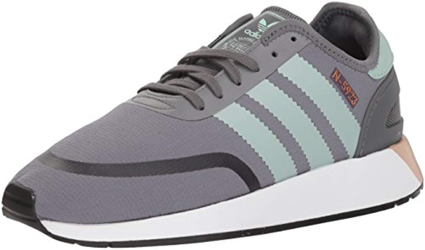newest eccff d5917 adidas iniki runner w grey white