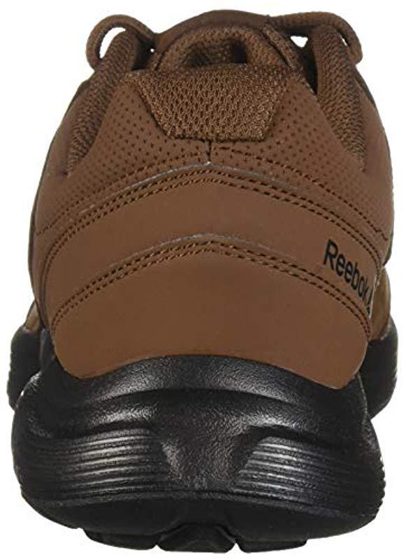 Reebok - Brown Walk Ultra 6 Dmx Max Sneaker for Men - Lyst. View fullscreen 4b9ec04cb