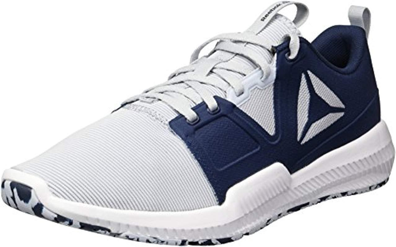 bcb091ab9a8f Lyst - Reebok Hydrorush Tr Sneaker in Blue for Men - Save 18%
