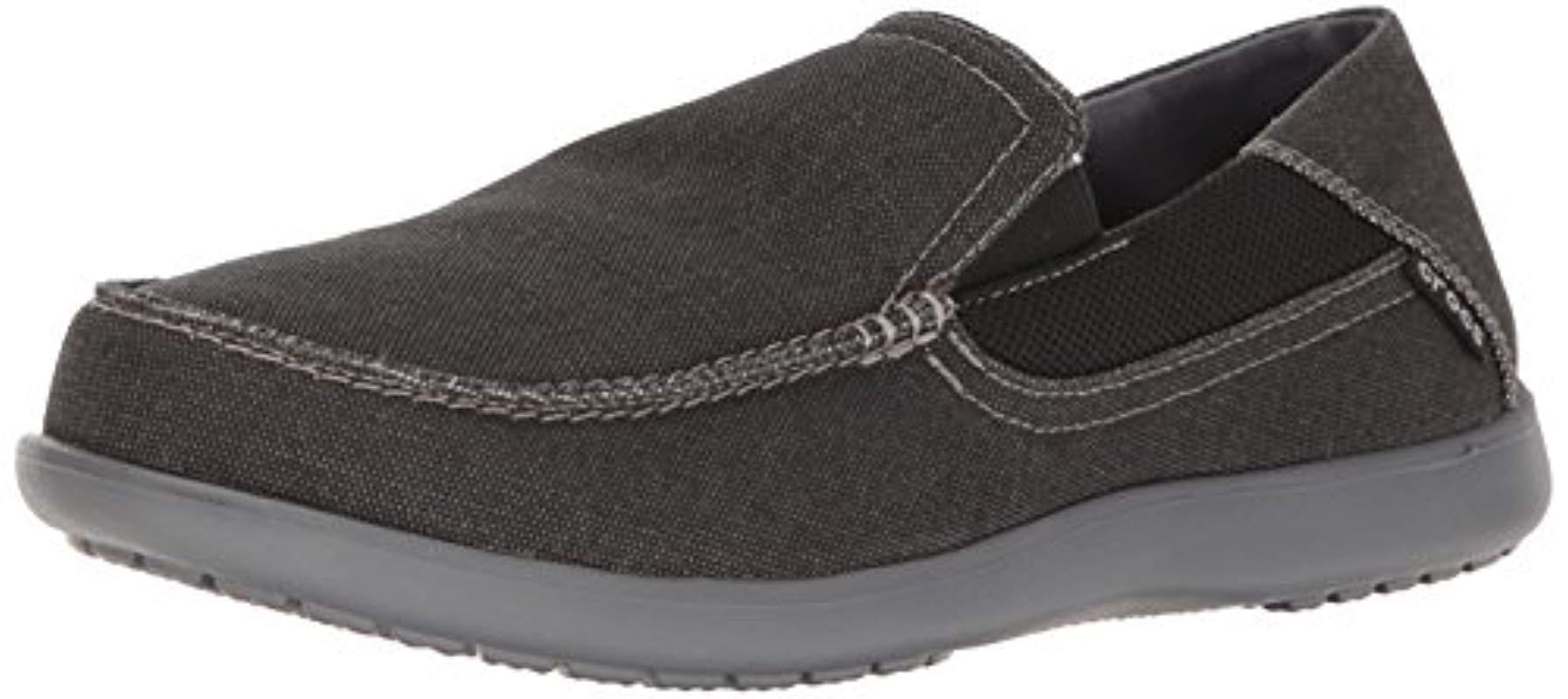 31ea6a70b Crocs™. Men s Black Santa Cruz 2 Luxe ...