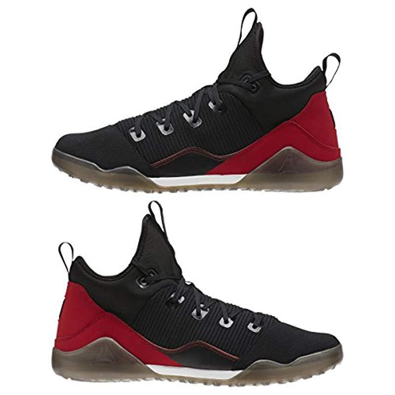 Reebok - Black Combat Noble Trainer Sneaker 008a86d47