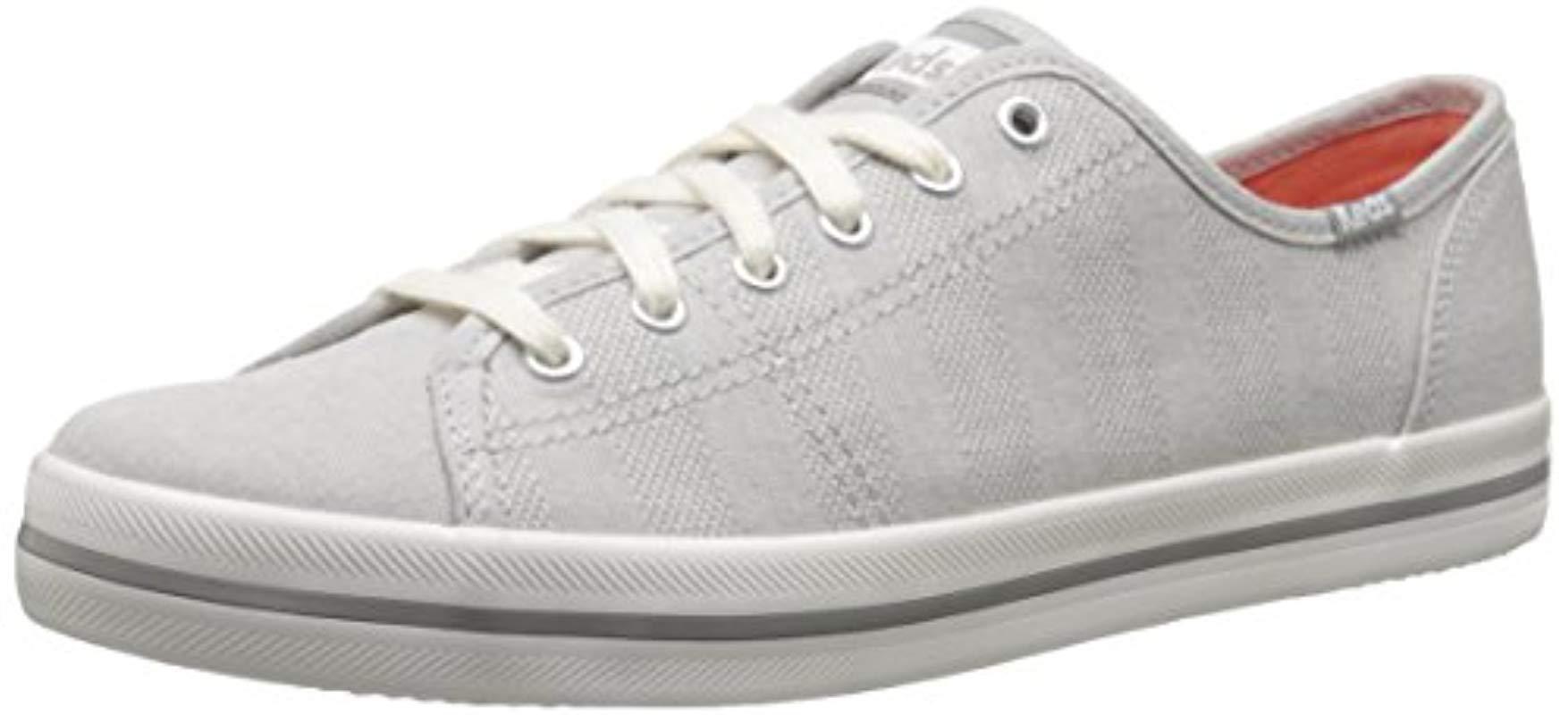 0aa372fdd6b Lyst - Keds Kickstart Fashion Sneaker in Gray