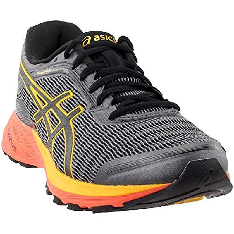 quality design 91a17 5d57a Lyst - Asics Dynaflyte Running Shoe in Black for Men