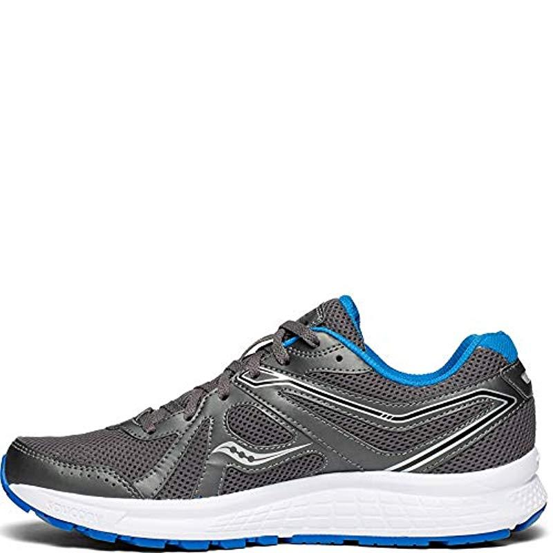 Saucony - Blue Cohesion 11 Running Shoe for Men - Lyst. View fullscreen 3390bcac72d