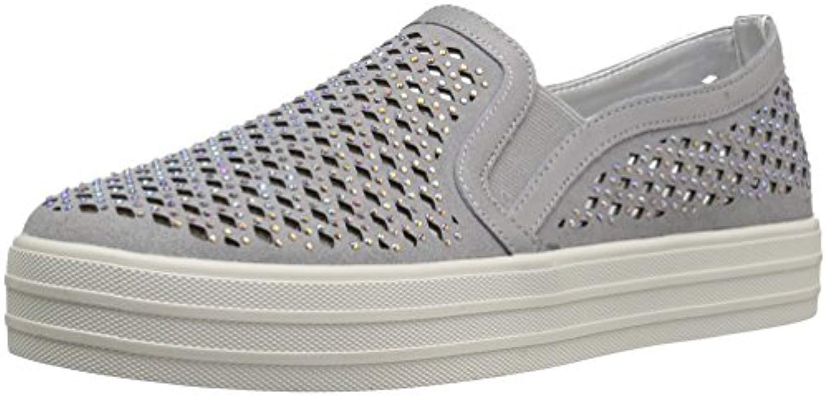 sports shoes f8464 b7fc1 Skechers Skecher Street Double Up-diamond Girl Fashion Sneaker in ...
