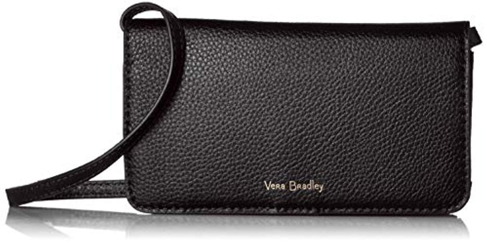 8a82243c4f8b Lyst Vera Bradley Mallory Rfid All Together Crossbody Leather In