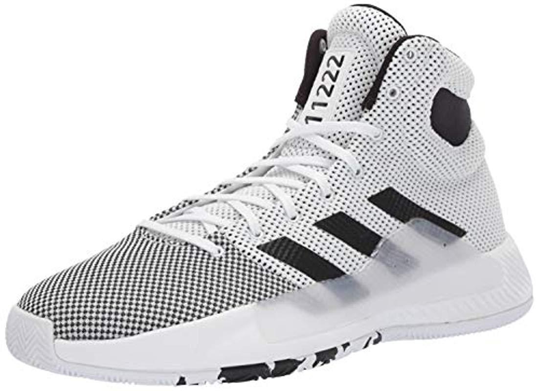 df7a94c60a86 Lyst - adidas Pro Bounce Madness 2019 in White for Men