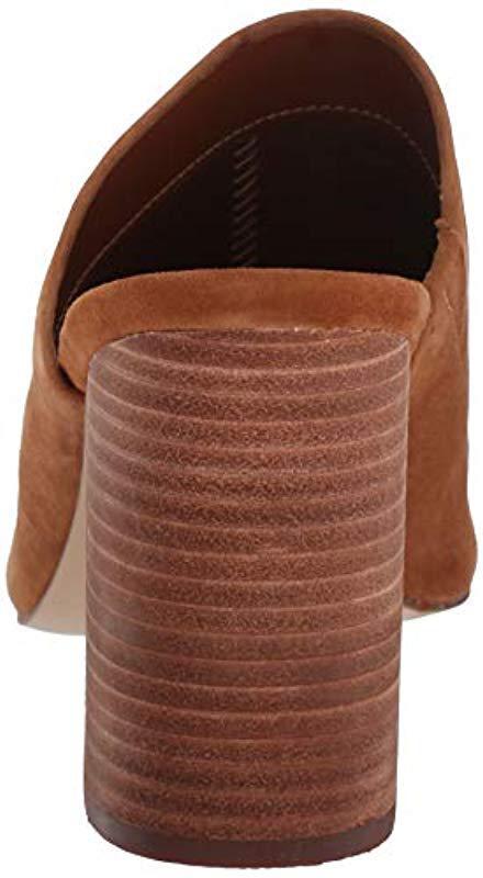 fd2346103ae Steven by Steve Madden - Brown Neva (natural Multi) Women s Clog Shoes -  Lyst. View fullscreen