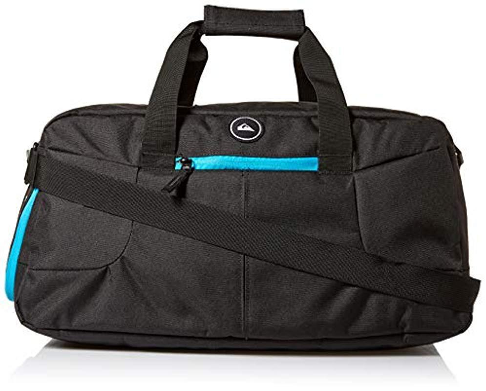 Lyst - Quiksilver S Medium Shelter Ii Black Backpack Size in Black ... f64c0409d2c80