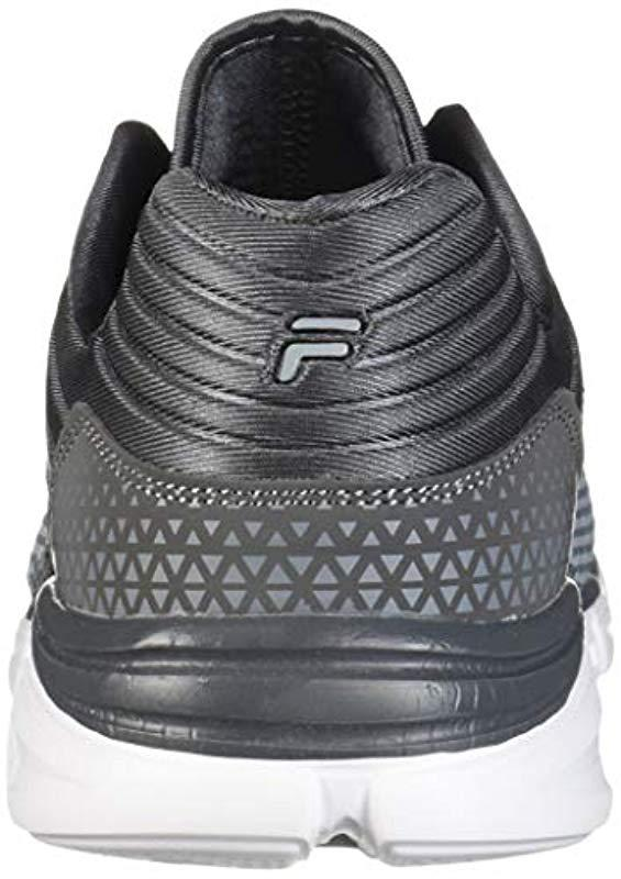14e2a6865f4a Fila - Blue Memory Multiswift 2 Running Shoe for Men - Lyst. View fullscreen