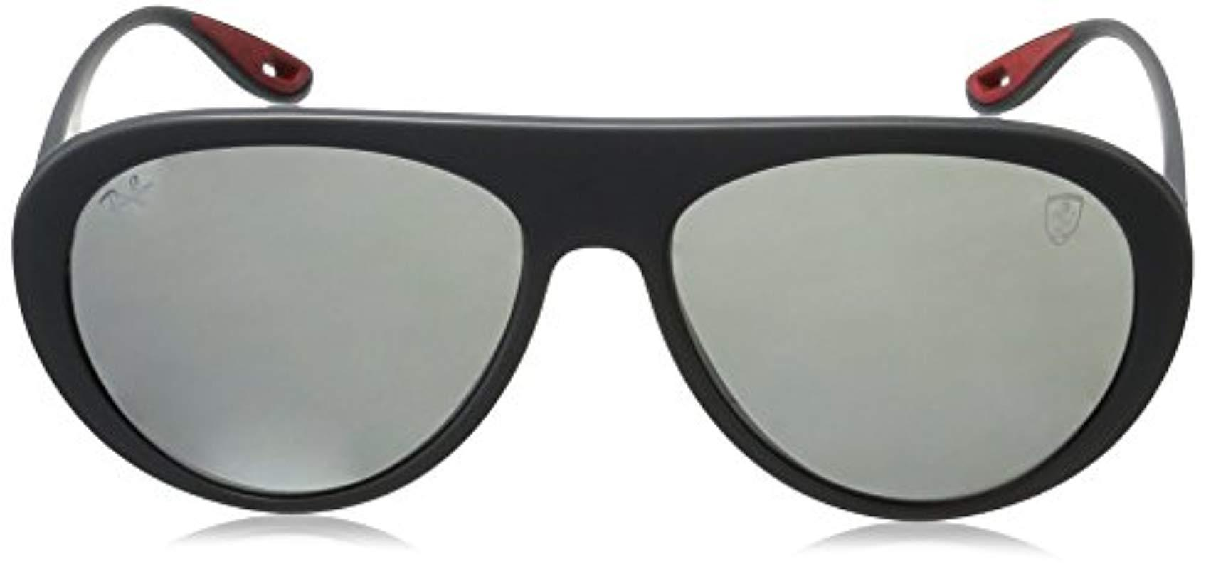 fccb61184d Lyst - Ray-Ban Rb4310m 59 Sunglasses 59mm in Gray for Men - Save 47%