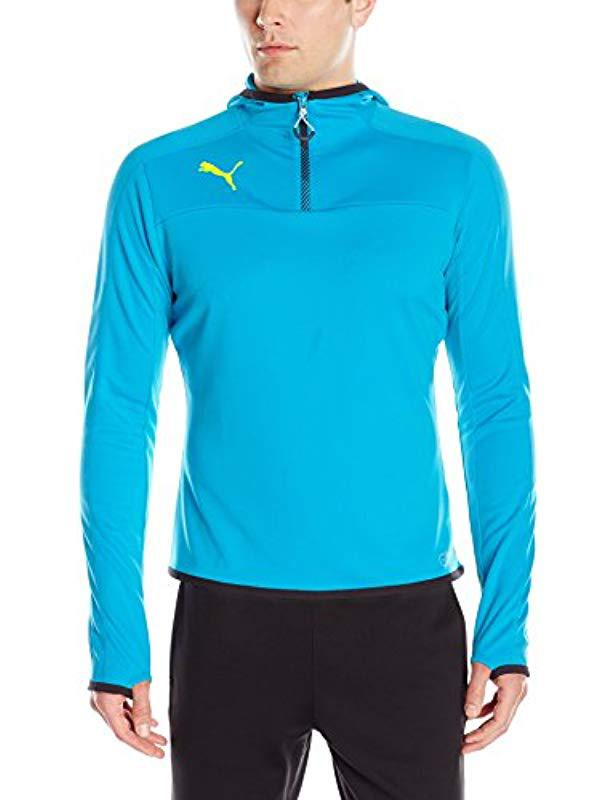 706c43bff15f Lyst - Puma It Evotrg Hoodie in Blue for Men