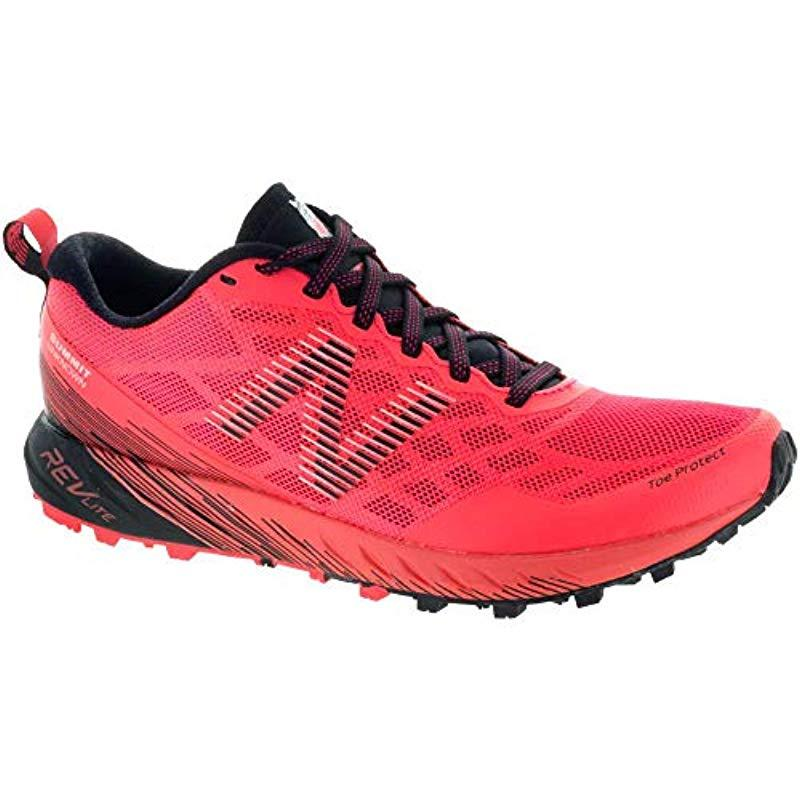 68d72c36ce333 Lyst - New Balance Summit Unknown Trail Running Shoe, Pink/black, 6 ...