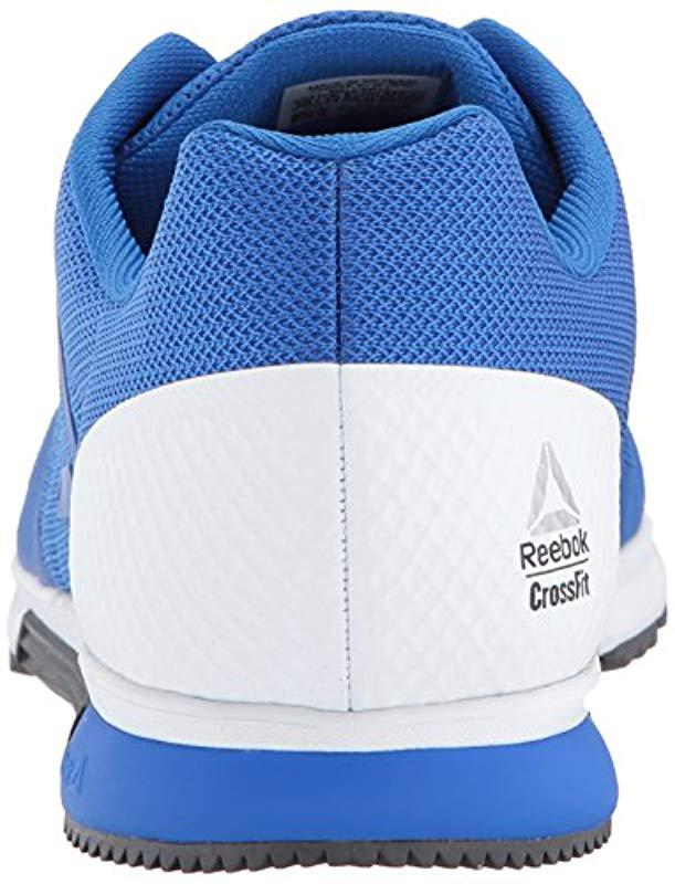 131f55fa893 Lyst - Reebok Crossfit® Speed Tr 2.0 in Blue for Men - Save  70.17543859649123%