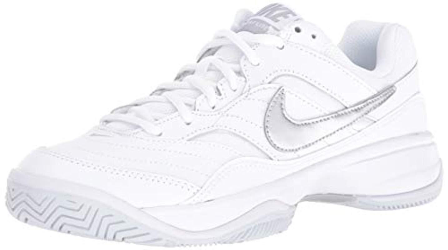 218fb0b62e92 Nike. Women s Court Lite Tennis Shoe ...
