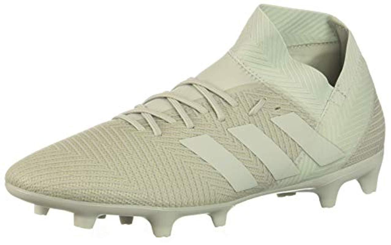 8ccbc5d75 Lyst - adidas Nemeziz 18.3 Firm Ground Soccer Shoe in Metallic for Men