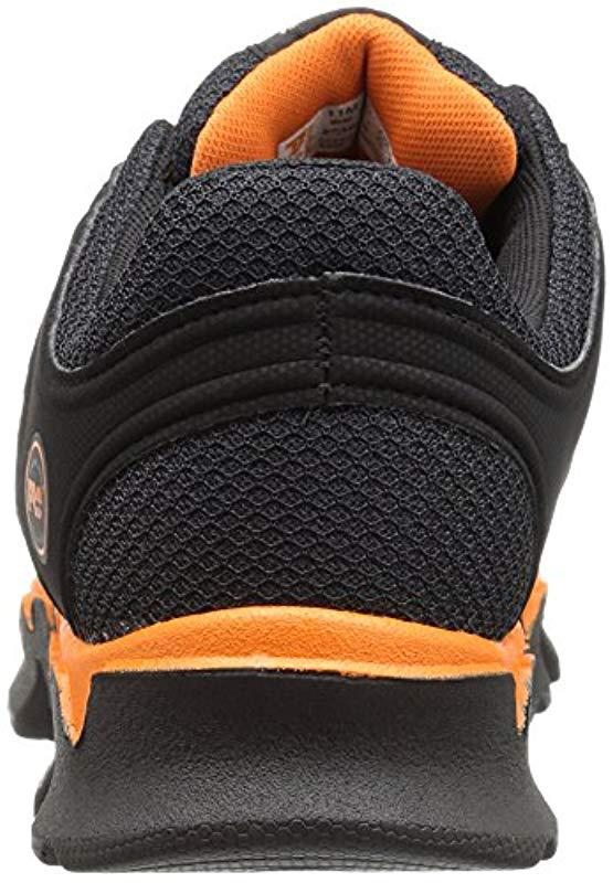 82ccd03f0a3 Timberland - Black Powertrain Sport Alloy-toe Eh Industrial   Construction  Shoe for Men -. View fullscreen
