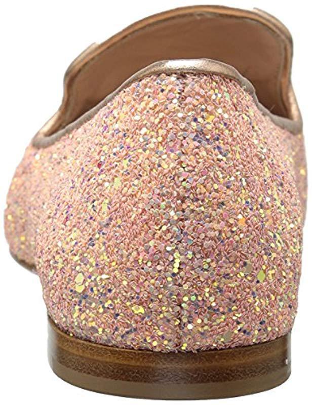 909b6c51281 Lyst - Giuseppe Zanotti I760011 Loafer Flat in Pink - Save 60%