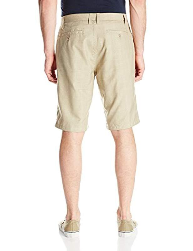 323a6ccb3d Lyst - O'neill Sportswear 22 Inch Outseam Classic Walk Short in Natural for  Men