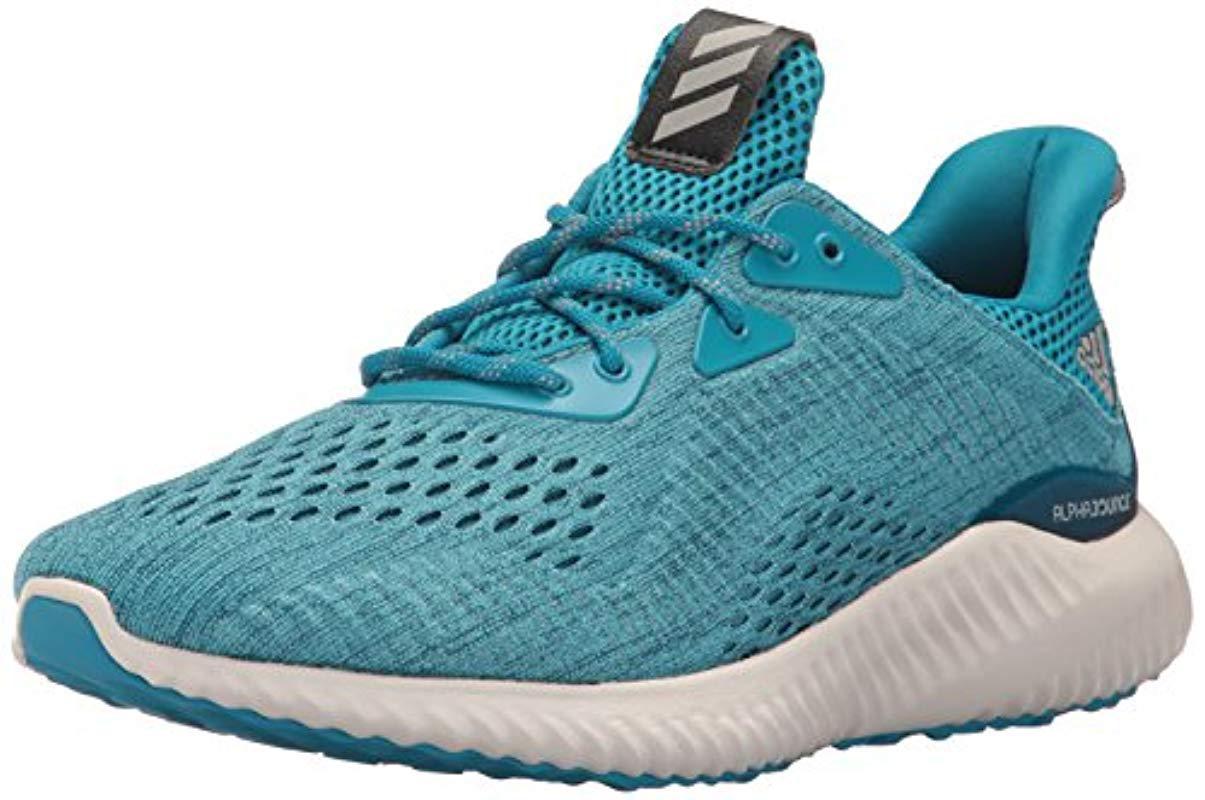 5e64a7e3f5d adidas. Men s Gray Alphabounce Em M Running Shoe