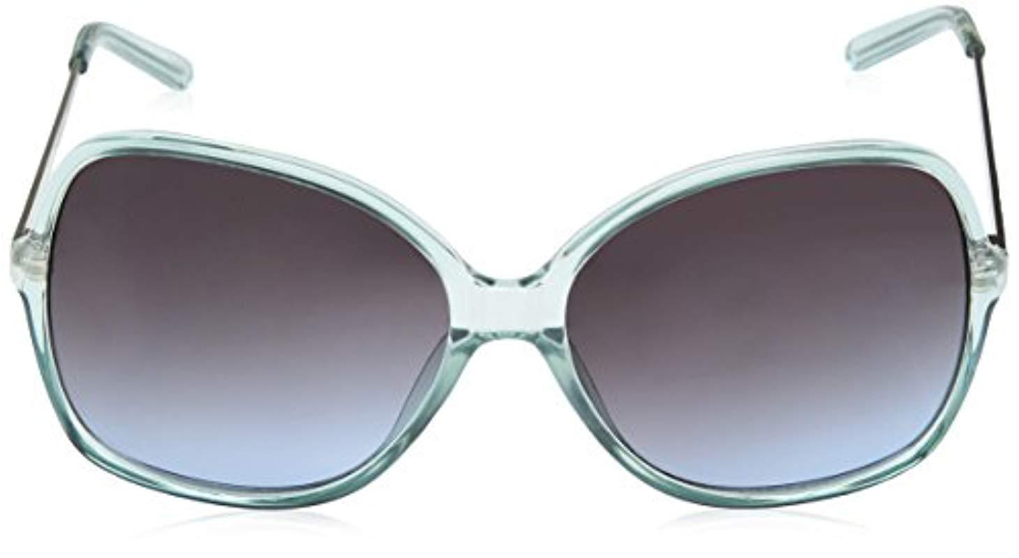 4d246f505d0 ... Vince Camuto Vc634 Bl Square Sunglasses - Lyst. View fullscreen