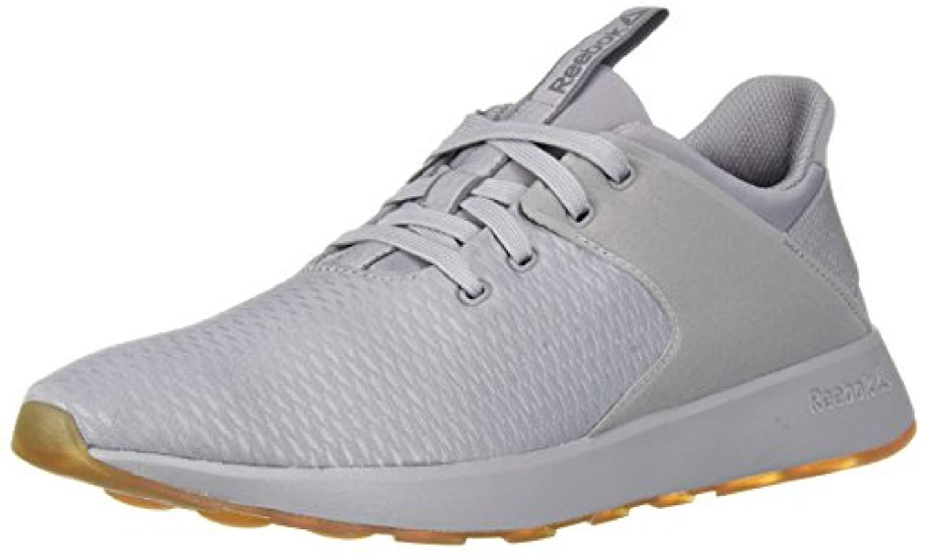 Lyst - Reebok Ever Road Dmx Walking Shoe in Gray for Men 736fdf644