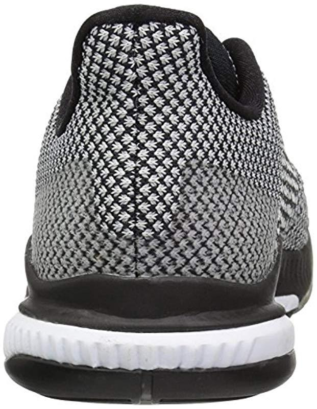 8c4bbacd906ab Lyst - adidas Originals Crazyflight Bounce 2 Volleyball Shoe in Black -  Save 41%