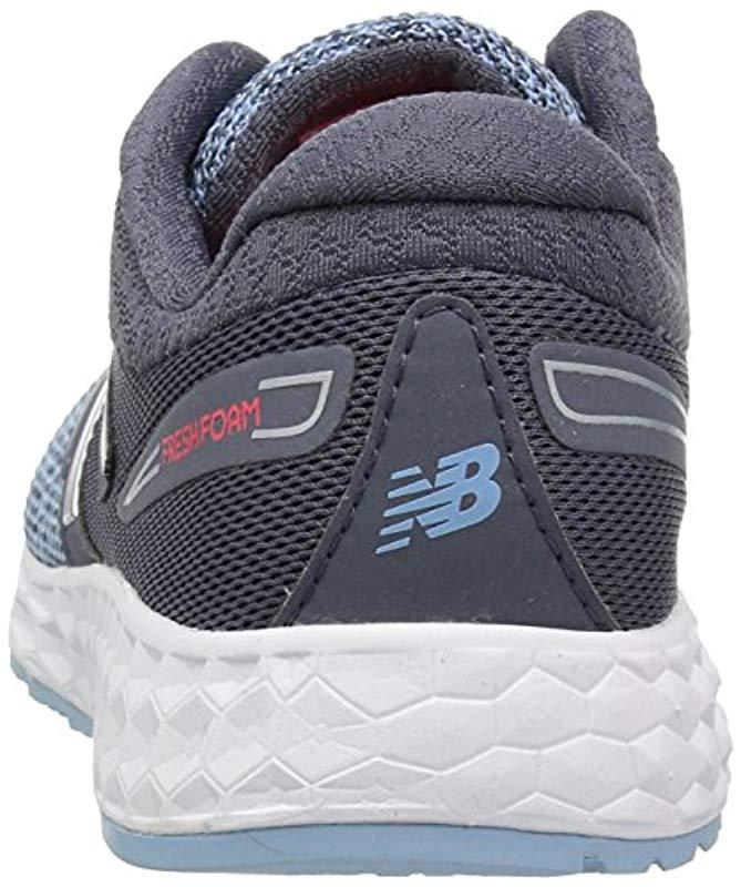 c70b857ba6751 Lyst - New Balance Fresh Foam Veniz V1 Running Shoe Thunder clear Sky 6 D  Us in Blue - Save 15%
