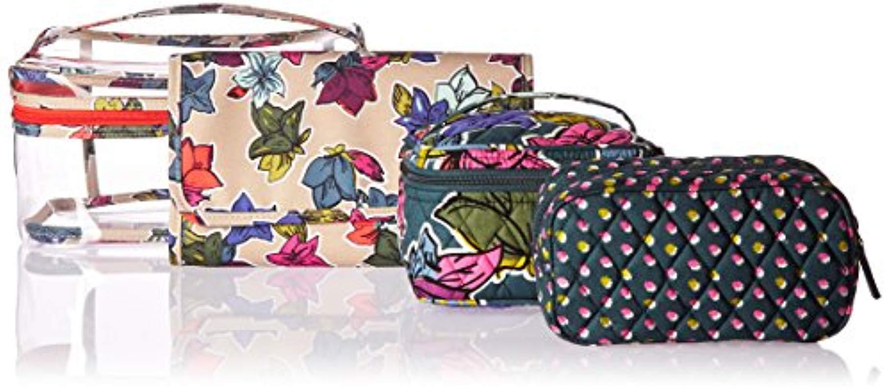 Vera Bradley. Women s Travel Cosmetic Set b7ed1a740c368